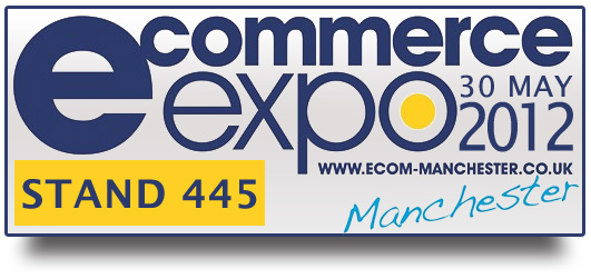 PRIAM Software will be exhibiting  at the eCommerce Expo 2012 - Visit Us on stand 445